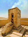 Antyczny Perski grobowiec w Persepolis Iran Obrazy Stock