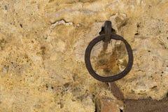 antyczny pierścionek Fotografia Royalty Free