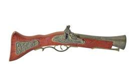 Antyczny pistolet. Zdjęcie Royalty Free