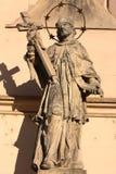 Religii statua Fotografia Royalty Free