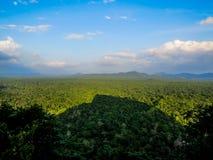 Antyczny rockowy forteca Sigiriya, Sri Lanka Obraz Royalty Free