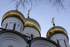 Antyczny Rosyjski monaster Zdjęcie Royalty Free