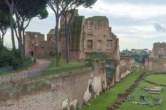Antyczny Rzym, palatino Obrazy Stock