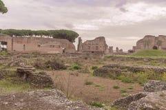 Antyczny Rzym, palatino Zdjęcie Royalty Free
