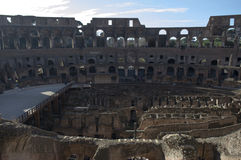 Antyczny Rzym Rome miasto Obraz Royalty Free