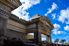 antyczny rzymski teatr fotografia royalty free