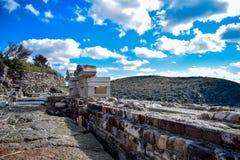 antyczny rzymski teatr zdjęcia royalty free