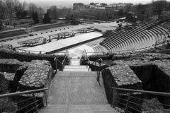 antyczny rzymski theatre Zdjęcie Royalty Free