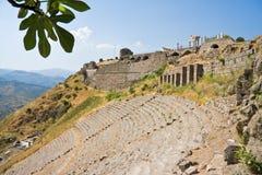 antyczny rzymski theatre Zdjęcia Royalty Free
