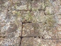 Antyczny siatki skały wzór i tekstura Obraz Royalty Free