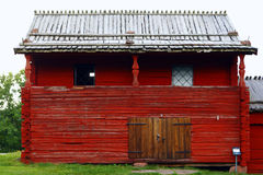 Antyczny storehouse Zdjęcie Royalty Free