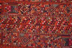 Antyczny Sukienny kawałek od Arabskiej kultury Zdjęcia Royalty Free