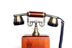 antyczny telefon Zdjęcia Royalty Free