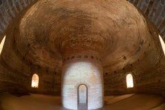 Antyczny Thracian grobowiec Heroon fotografia royalty free