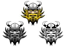antyczny Viking ilustracja wektor
