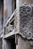 antyczny woodcarving Obraz Stock