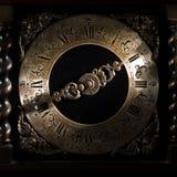 antyczny zegar Obraz Royalty Free