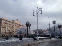 antycznych miasta wiecznie sugestywnych wizerunków milionów zabytków Rome śnieżni turyści pod odwiedzonym Zdjęcie Royalty Free