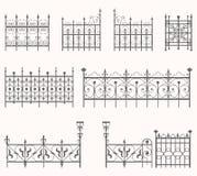Antyków ogrodzenia - po drugie ustawiający