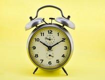 antyk alarmowego zegar fotografia stock