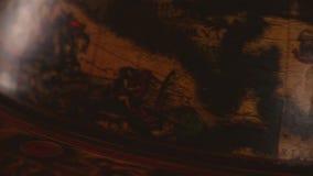 Antyk kuli ziemskiej Ziemski gabinet zbiory wideo