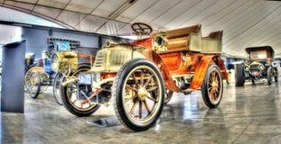 Antyk 1903 Peugeot zdjęcia royalty free
