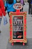 antyk rynku Zdjęcia Stock
