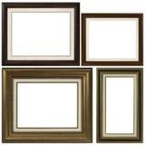 antyka cztery ram obrazek Zdjęcia Stock
