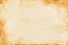 Antyka papierowy tło. Obraz Stock