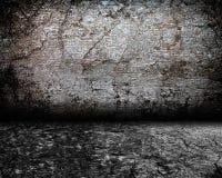 Antyka wieka sceny ściana Zdjęcie Stock
