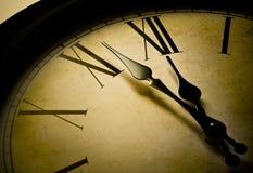 antyka zegar Obrazy Royalty Free