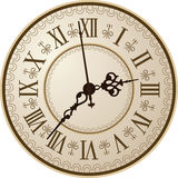 Antyka zegar Obrazy Stock