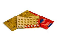 antykoncepcja Fotografia Royalty Free