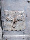Antykwarscy drzwi i bramy obrazy royalty free