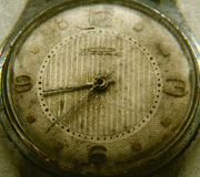 Antykwarscy dziadek zegary Fotografia Royalty Free