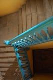 antykwarscy Havana stare schody Zdjęcie Royalty Free