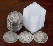 Antykwarscy Przyrodni dolary Obraz Stock