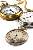 antykwarscy zegarki Zdjęcie Stock