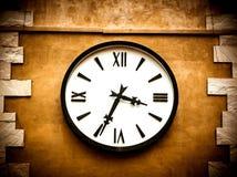 Antykwarscy zegary Fotografia Stock