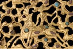 antykwarska biżuteria Zdjęcie Stock