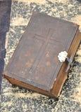 antykwarska biblia obrazy stock