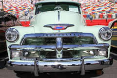 Antykwarska Chevrolet furgonetka Obraz Stock