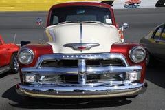 Antykwarska Chevrolet furgonetka Zdjęcia Royalty Free