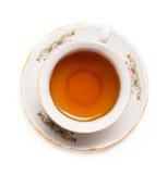 antykwarska filiżanki porcelany herbata obrazy stock