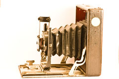 antykwarska kamera Zdjęcie Stock