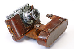 antykwarska kamera Obraz Stock