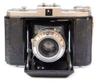 Antykwarska kamera Obrazy Royalty Free