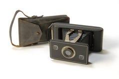 Antykwarska kamera. Obraz Stock