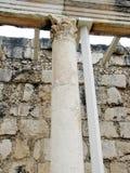 antykwarska kolumna Zdjęcie Stock