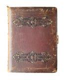 antykwarska książka odizolowywał obraz royalty free
